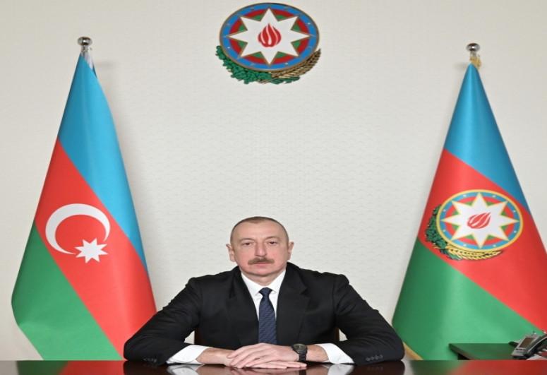 Президент: США всегда поддерживали энергетические и другие проекты, осуществляемые Азербайджаном