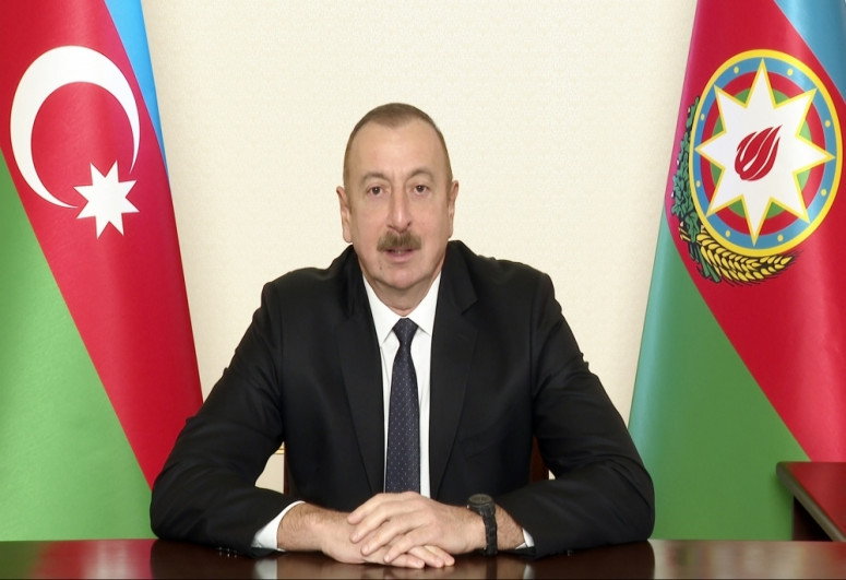 President Ilham Aliyev: Azerbaijan supports fair and equal distribution of COVID vaccines