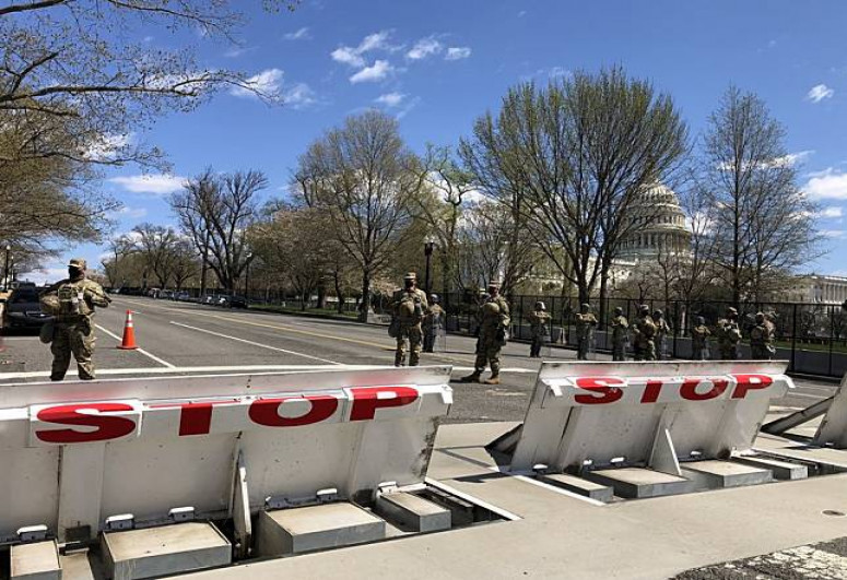 U.S. House passes 1.9 bln USD bill to upgrade Capitol security