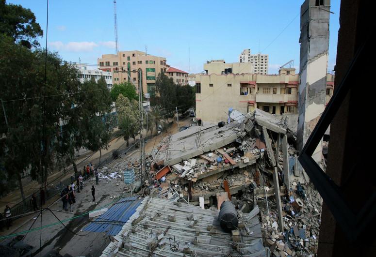 Каир направит в Палестину и Израиль делегации для утверждения перемирия