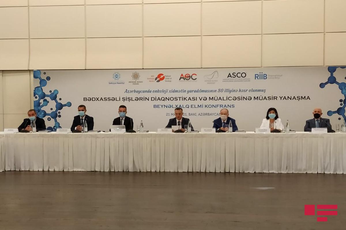 """Teymur Musayev: """"Ölkədə əhalinin sağlamlığı prioritetdir"""""""