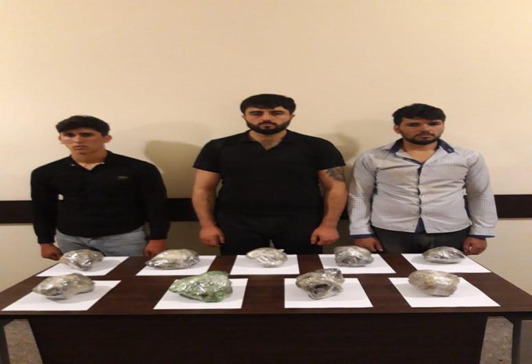 ГПС: Пресечена попытка контрабанды в страну 20 кг наркотиков