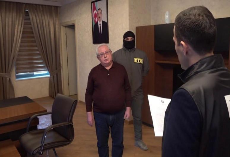 Neftçalanın sabiq icra başçısı  İsmayıl Vəliyev və digərlərinin məhkəməsi başlayıb
