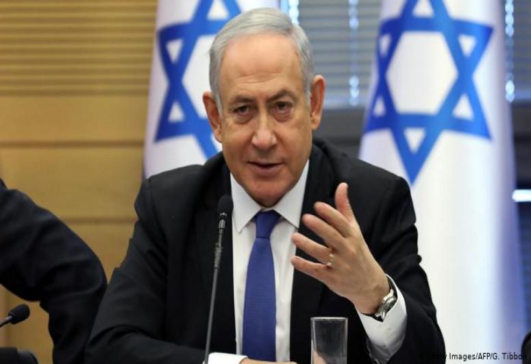 Нетаньяху заявил, что Израиль нанес мощный удар по ХАМАС