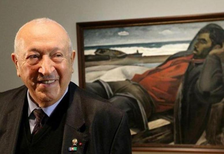 Zurab Tsereteli extends condolences over the death of Tahir Salahov