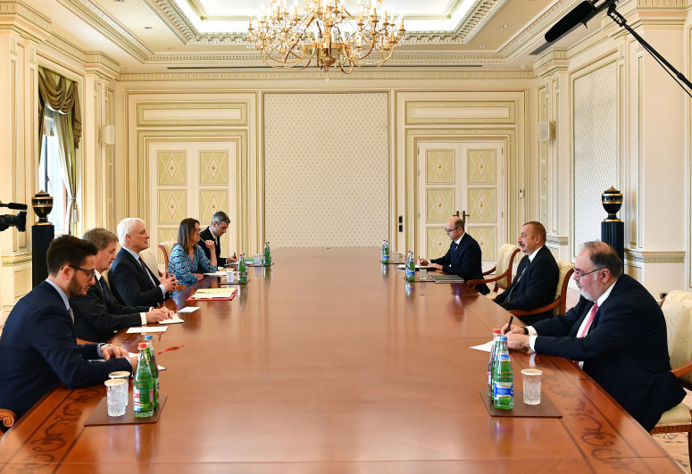 """Azerbaijani President: """"Master plans of liberated cities have already been prepared"""""""