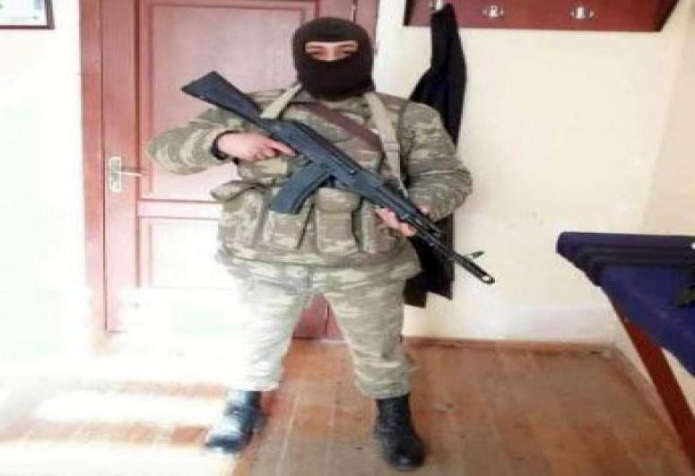 """Военнослужащий азербайджанской армии умер в Кельбаджарском районе-<span class=""""red_color"""">ФОТО"""