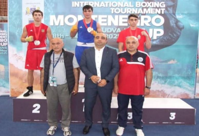 Boksçularımız beynəlxalq turnirdə 7 medal qazanıb