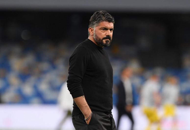 Napoli owner confirms coach Gennaro Gattuso to leave the club