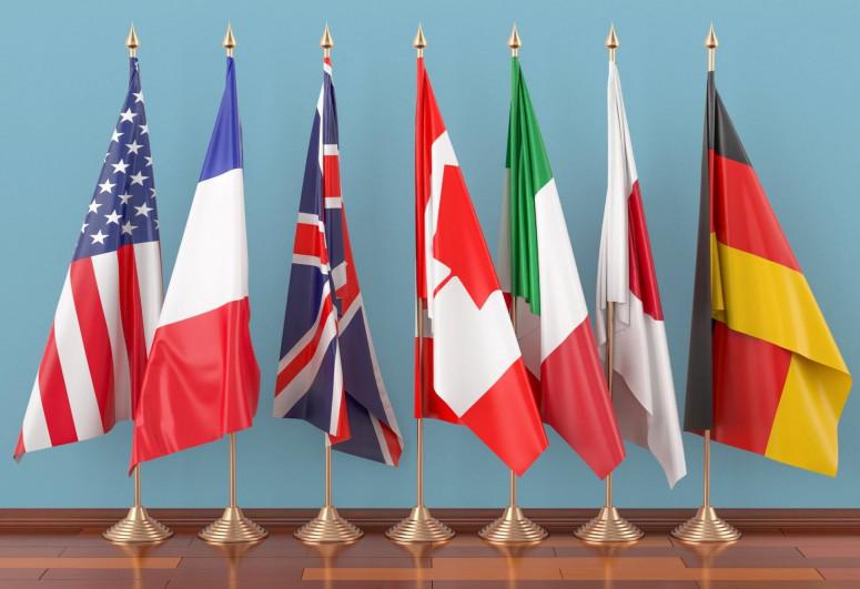 G7 iri qlobal şirkətlərdən vergilərin tutulmasına dair sazişi imzalamağa yaxındır