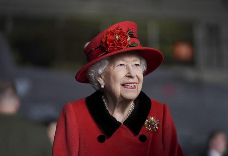 Елизавета II поздравила президента Азербайджана
