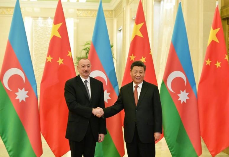Çin lideri Prezident İlham Əliyevə təbrik məktubu göndərib