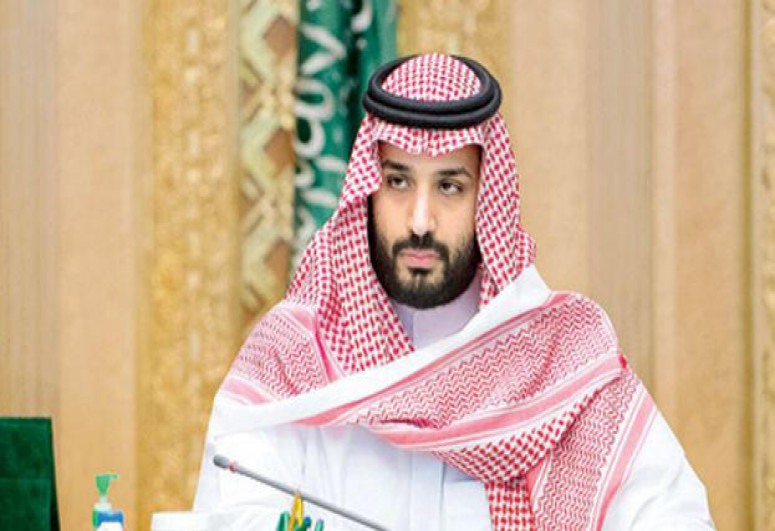 Наследный принц Саудовской Аравии направил поздравление президенту Ильхаму Алиеву