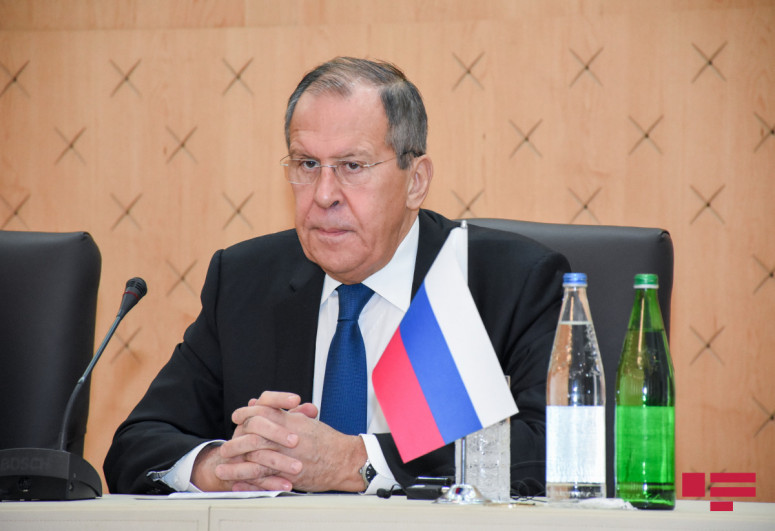 Lavrov speaks about activity of Russian-Turkish Joint Center on Karabakh