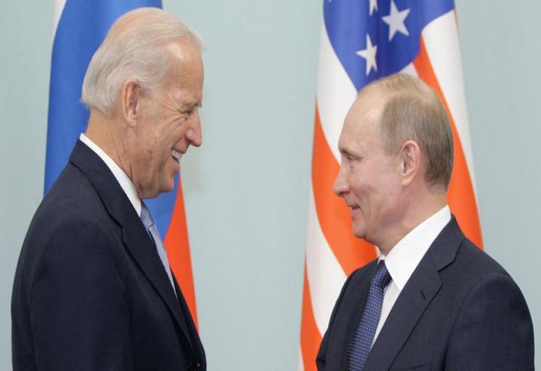 KİV: Bayden-Putin görüşü Cenevrədə keçirilə bilər