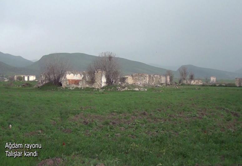 "Село Талышлар Агдамского района -<span class=""red_color"">ВИДЕО"