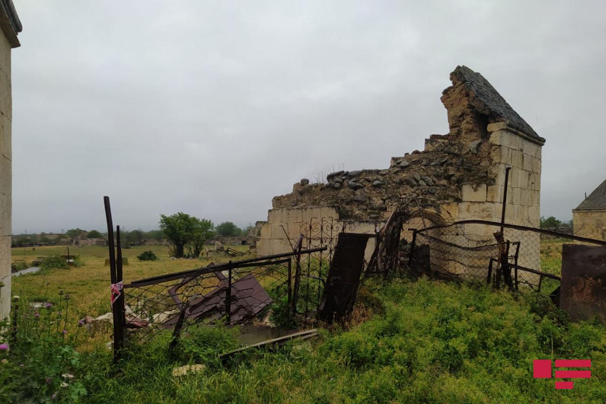 İşğaldan azad olunmuş ərazilərdə 168 yaşayış məntəqəsində inventarlaşma yekunlaşıb
