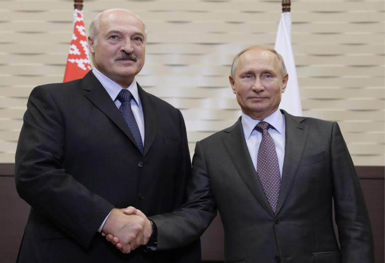 Belarusian and Russian presidents to meet