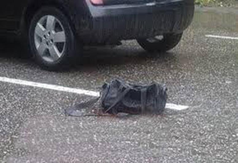 Bakıda avtomobilin vurduğu qadın komaya düşüb