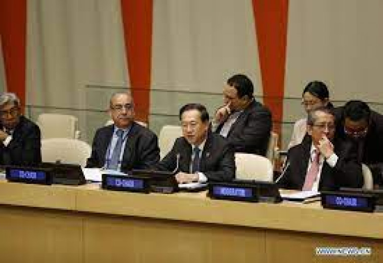 Chinese envoy calls for measures to ensure safety and security of UN peacekeepers