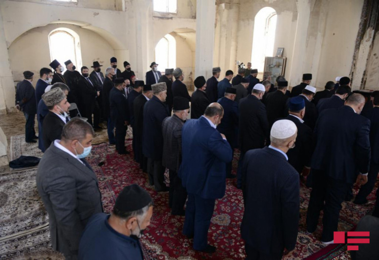 Activity of places of worship to be resumed in Azerbaijan on June 10