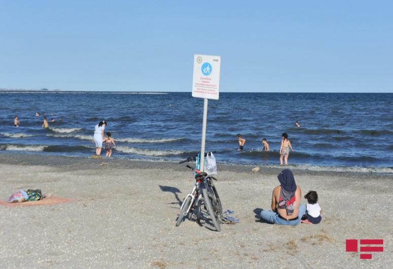 C 10 июня в Азербайджане открываются пляжи