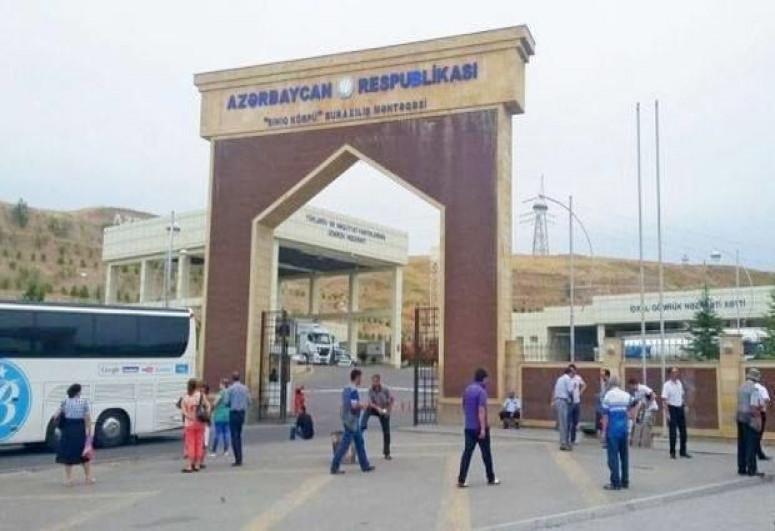 Грузия со следующего месяца открывает сухопутные границы с Азербайджаном