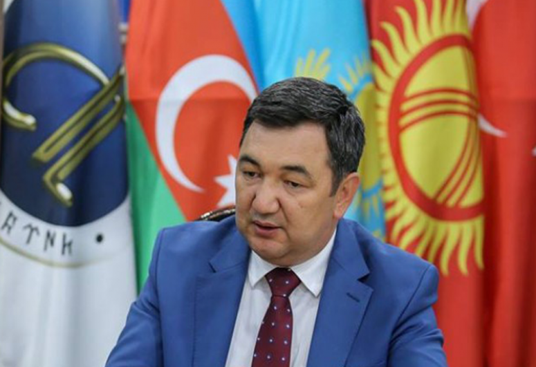 Дархан Кыдырали поздравил президента Ильхама Алиева