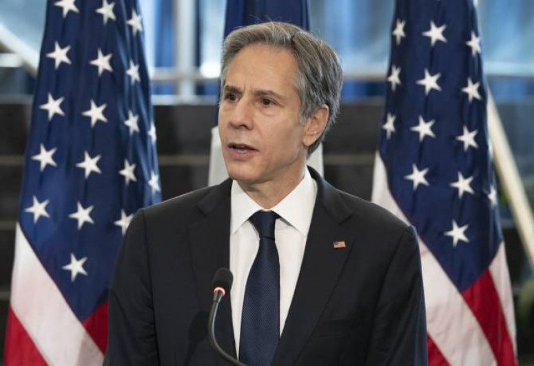 """US Secretary of State: """"US fully supports Israel"""