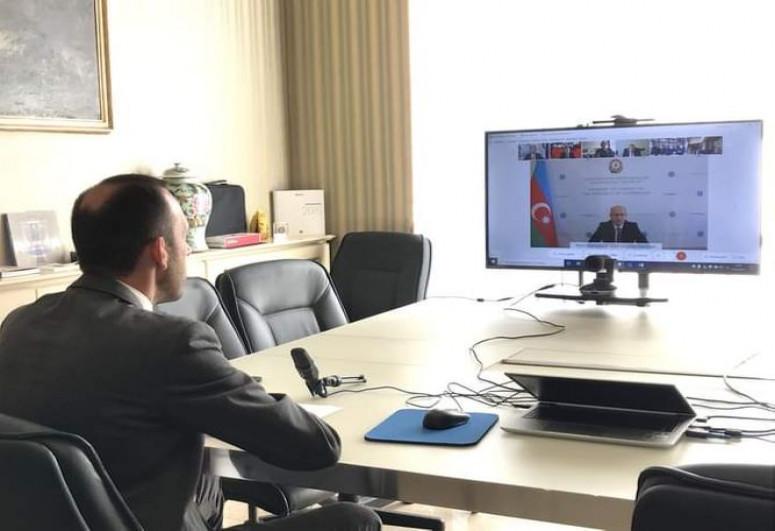 Состоялась очередная встреча итальянских и азербайджанских компаний, посвященная вопросу восстановления Карабаха