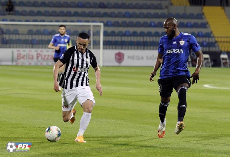 Azərbaycan Premyer Liqasında mövsümün futbolçusu müəyyənləşib