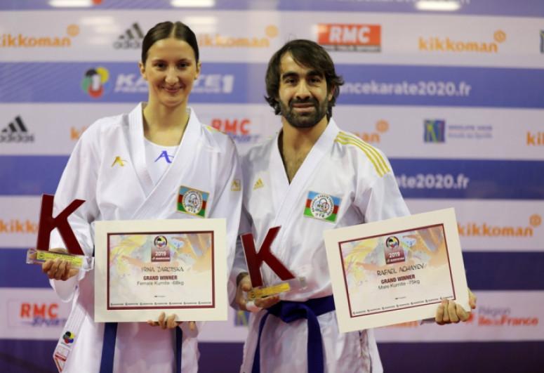 Azərbaycan karateçilərinin Tokio-2020-yə lisenziyaları rəsmiləşib