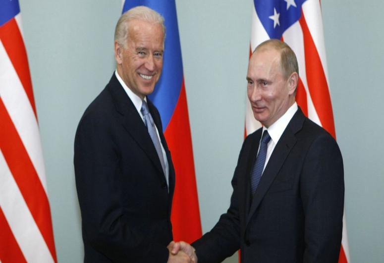 CNN: Bayden və Putin İsveçrədə görüşəcək