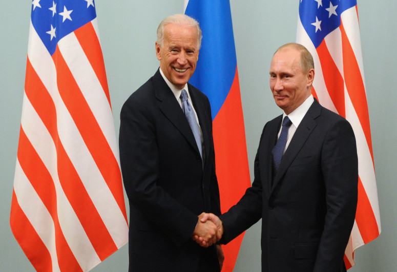 Kreml Putin-Bayden görüşünün yerini, tarixini və gündəliyini açıqlayıb