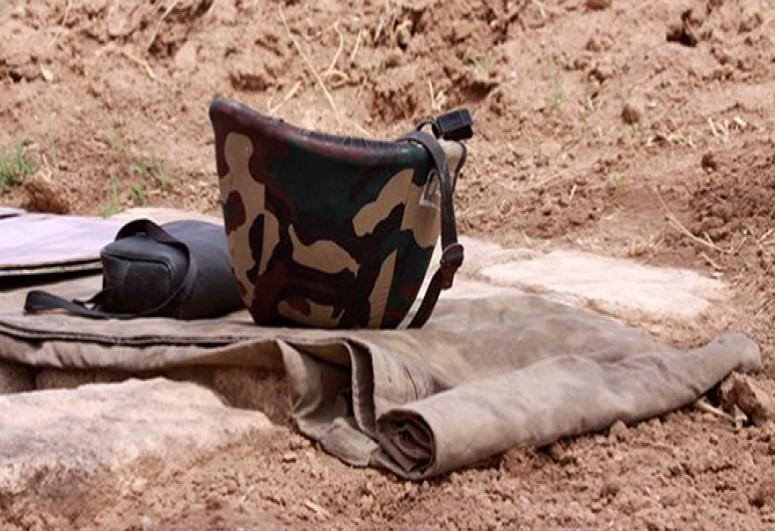 В Армении  найдено тело  еще  одного  военнослужащего