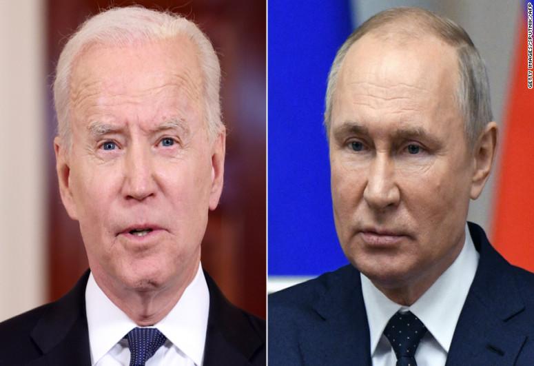 Biden and Putin summit to take place next month in Switzerland