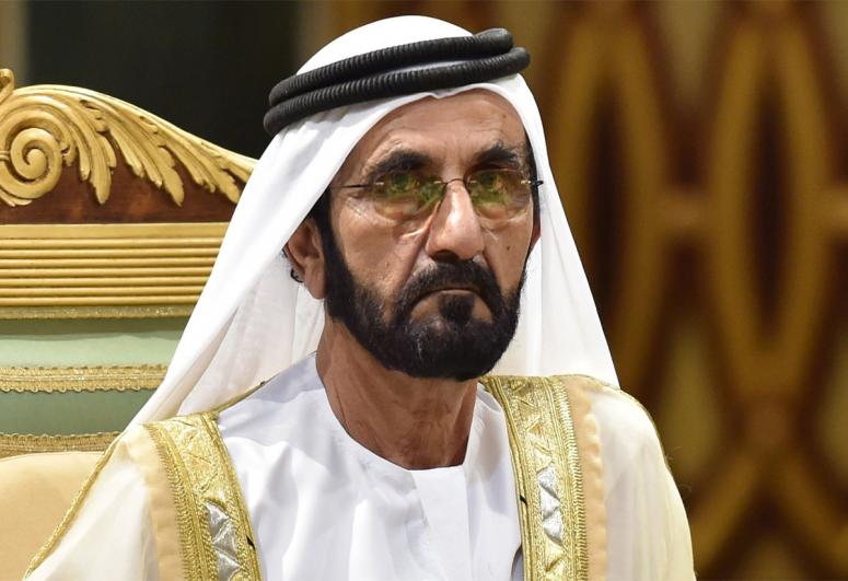 Prime Ministerof UAE sends congratulatory letter to Azerbaijani President