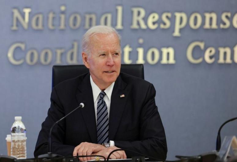 Biden says U.S. sanctions against Belarus are in play