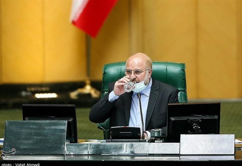 Ghalibafre-elected Iran's Parliament Speaker