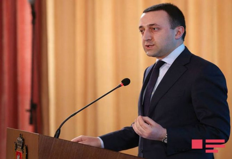 Georgian PM to pay a visit to Turkey next month
