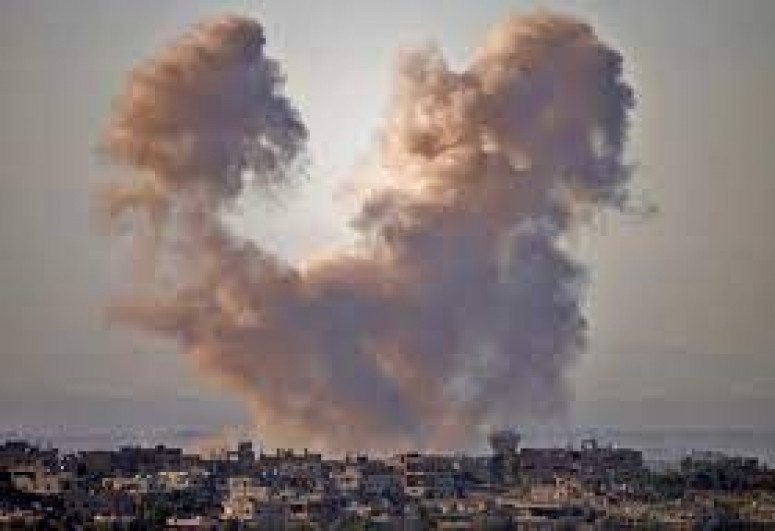 Explosion hits near polling station amid elections in Daraa, Syria