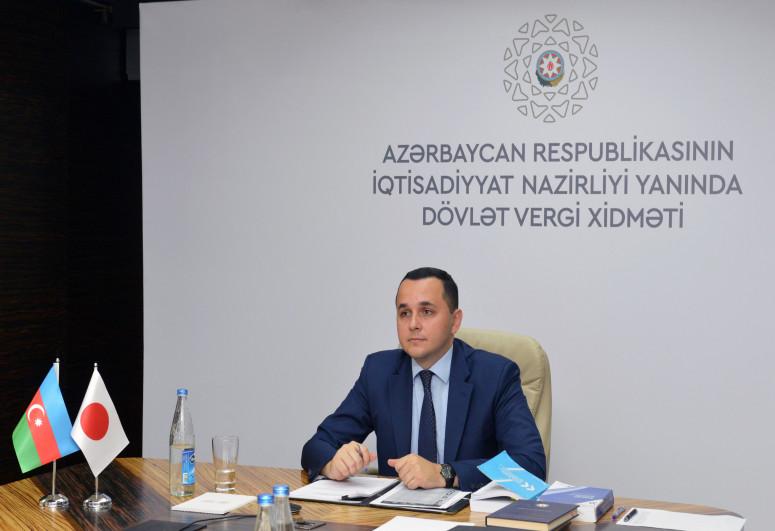 Azərbaycan və Yaponiya yeni Konvensiya layihəsinin vergitutma müddəaları üzrə razılığa gəliblər