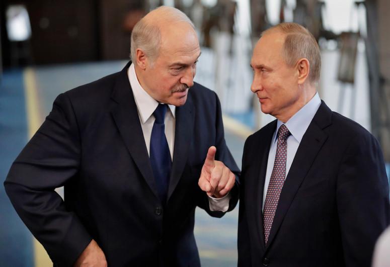 Kremlin: Putin and Lukashenko to meet in Sochi