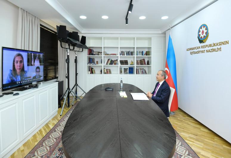 Обсуждено участие ИБР в восстановлении освобожденных от оккупации территорий