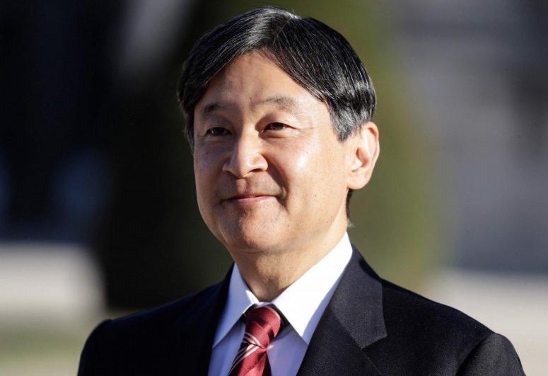 Emperor of Japan congratulates Azerbaijani President