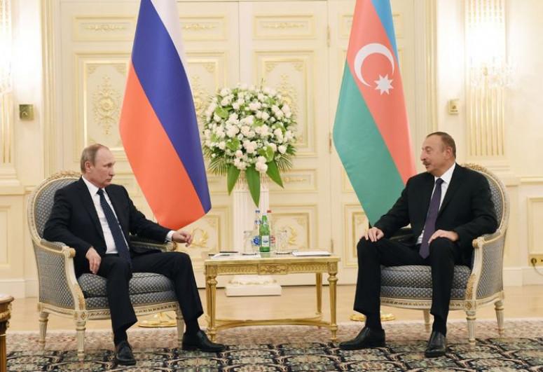 Putin sends congratulatory letter to Azerbaijani President