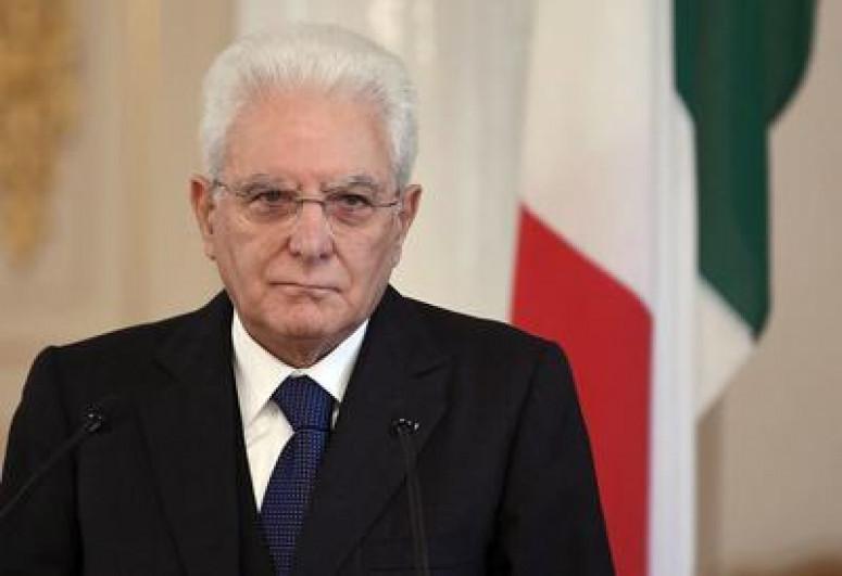 Italian president congratulates Azerbaijani counterpart