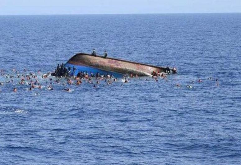 Nigeriyada gəminin aşması nəticəsində 150 nəfər itkin düşüb
