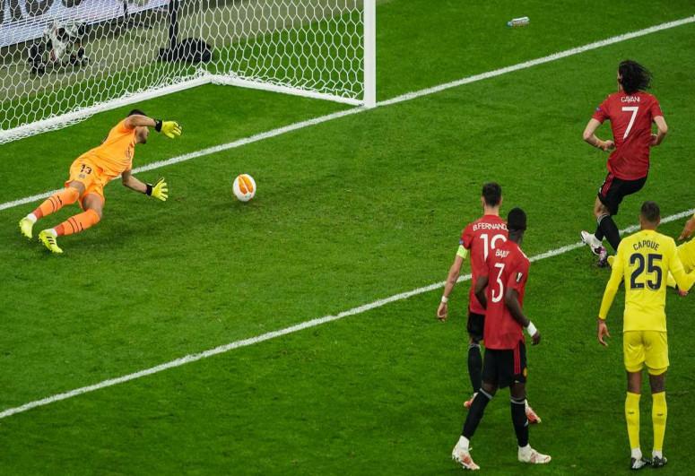 «Вильярреал» стал победителем Лиги Европы