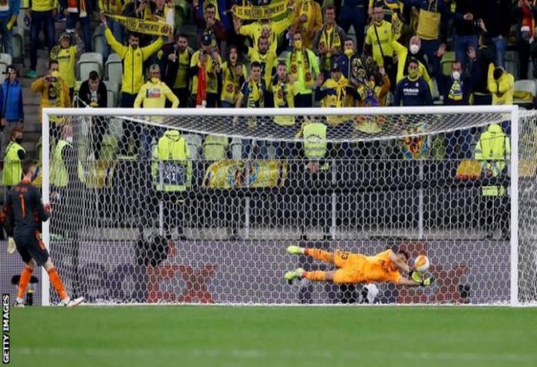 Villarreal beat Man Utd in epic penalty shootout